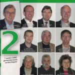 Flyer gemeenteraadsverkiezingen 2006